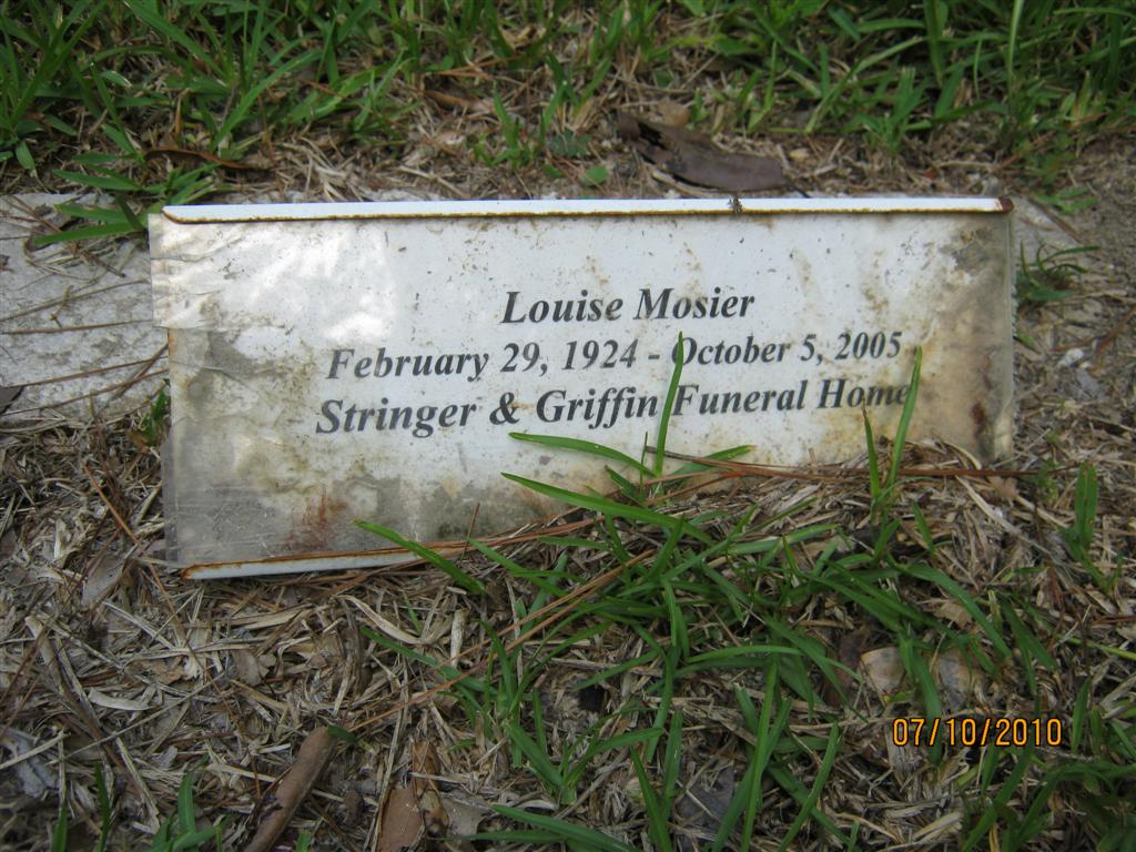 Louise Mosier