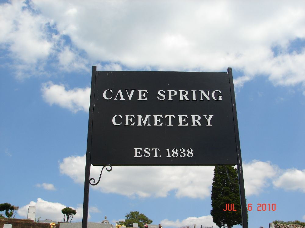 Cave Spring Cemetery