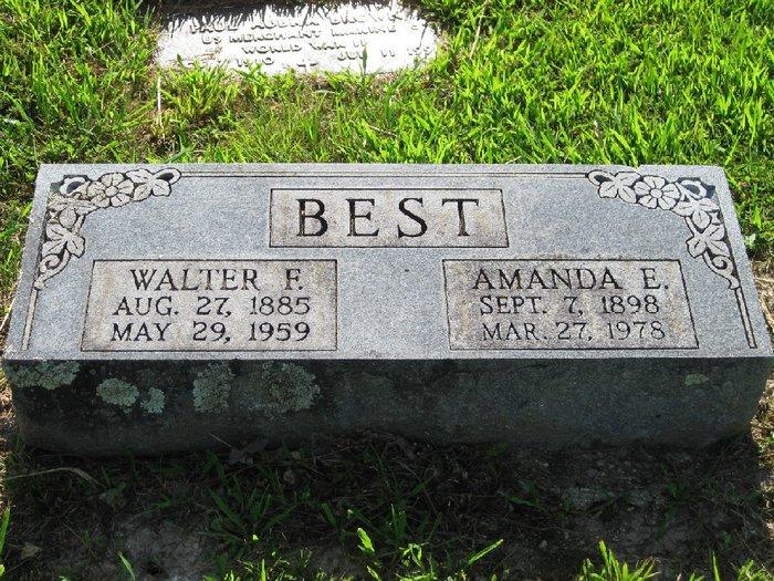 Amanda E. <i>Boulware</i> Best