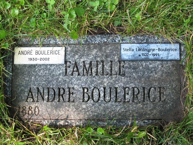 Stella <i>Lanteigne</i> Boulerice