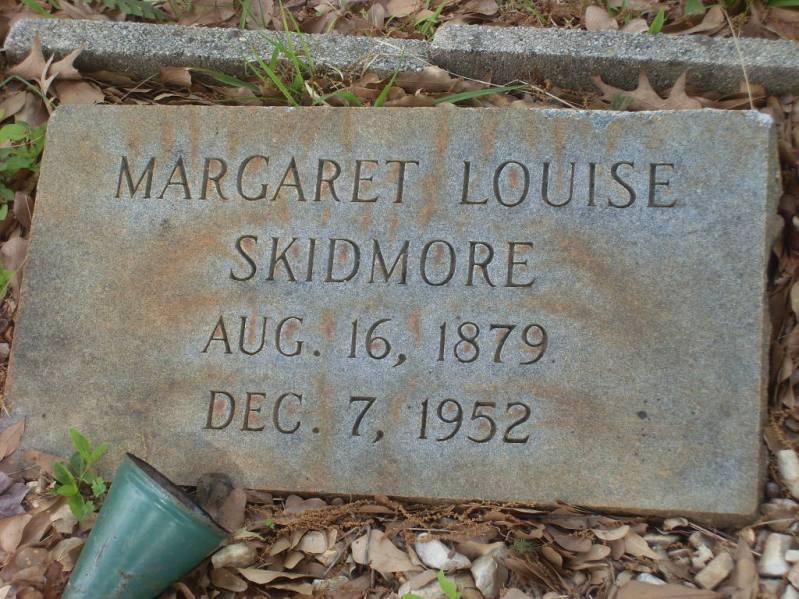 Margaret Louise Skidmore
