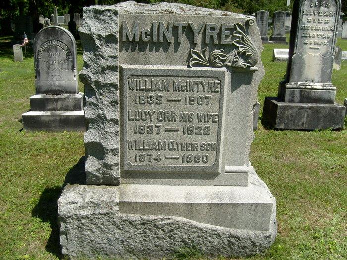 William McIntyre