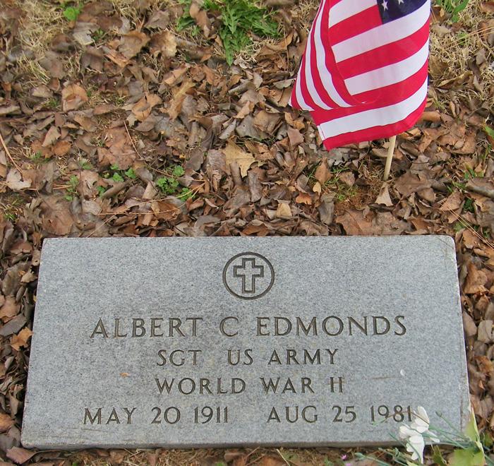 Albert C Edmonds