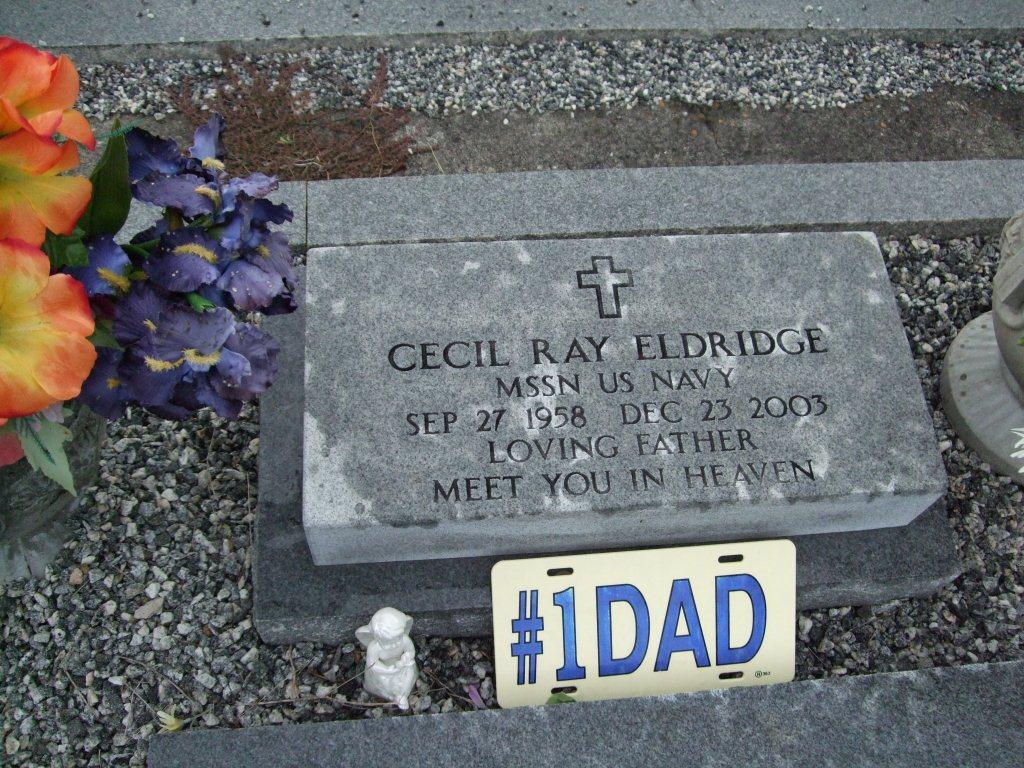 Cecil Ray Eldridge
