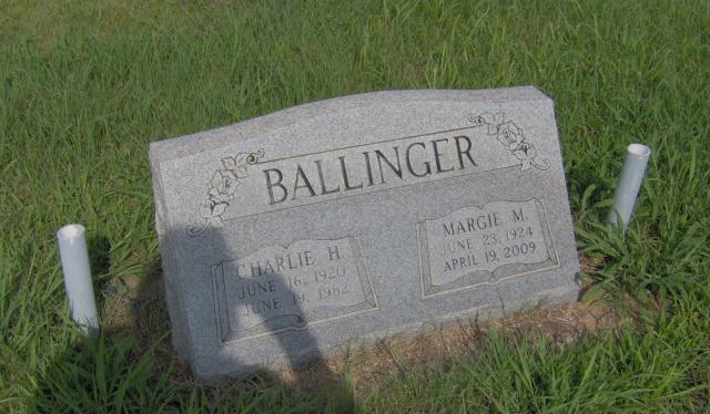 CPL Charles Henry Charlie Ballinger