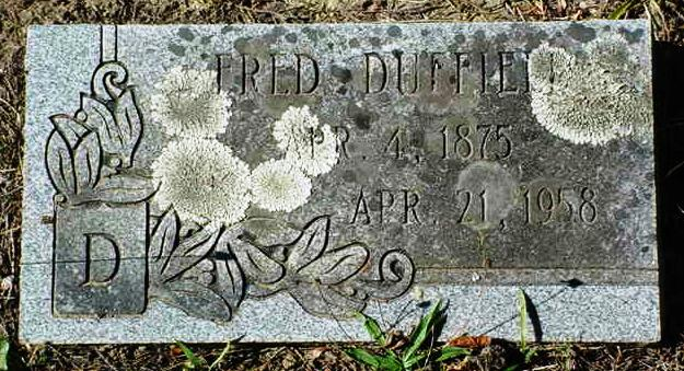 Fred Duffield