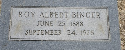 Roy Albert Binger