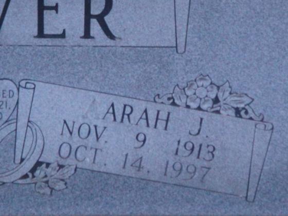 Arah Teresa <i>Johnson</i> Silver