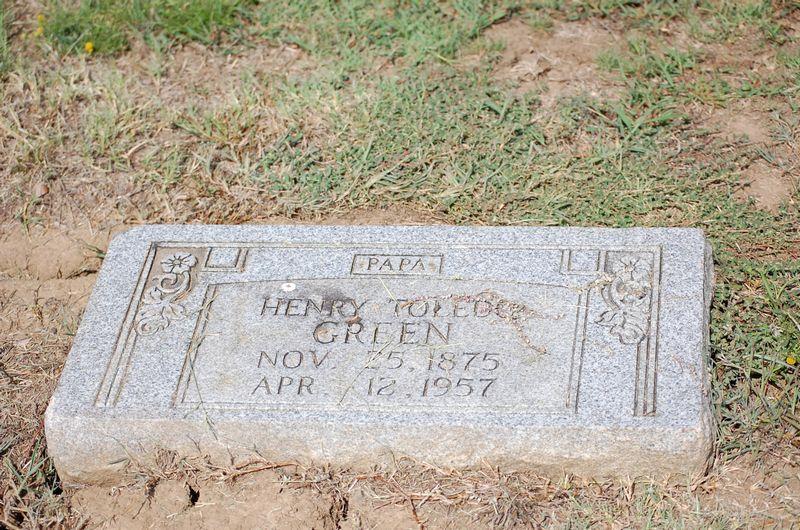 Henry Toledo Green