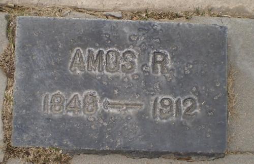 Amos R Brooks