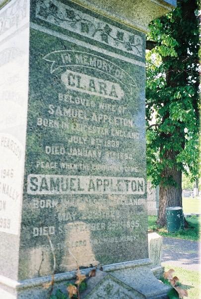 Clara Appleton