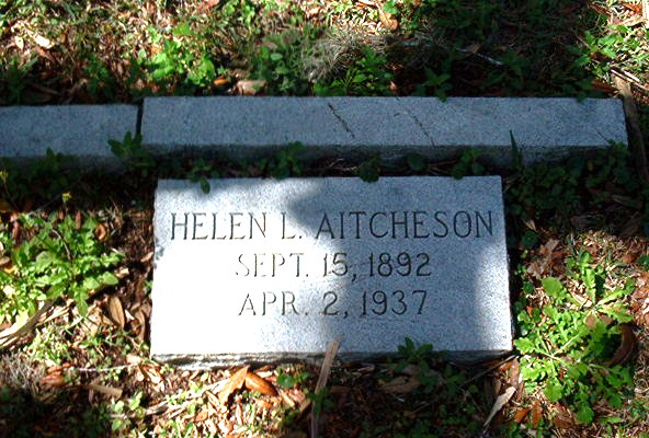 Helen L <i>Fonda</i> Aitcheson