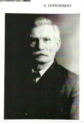 Lewis Cole Roquet