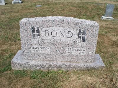 Mary Susan Bond