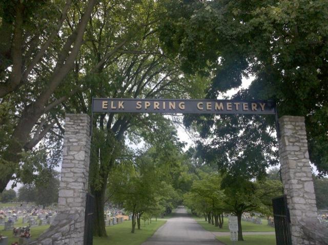 Elk Spring Cemetery