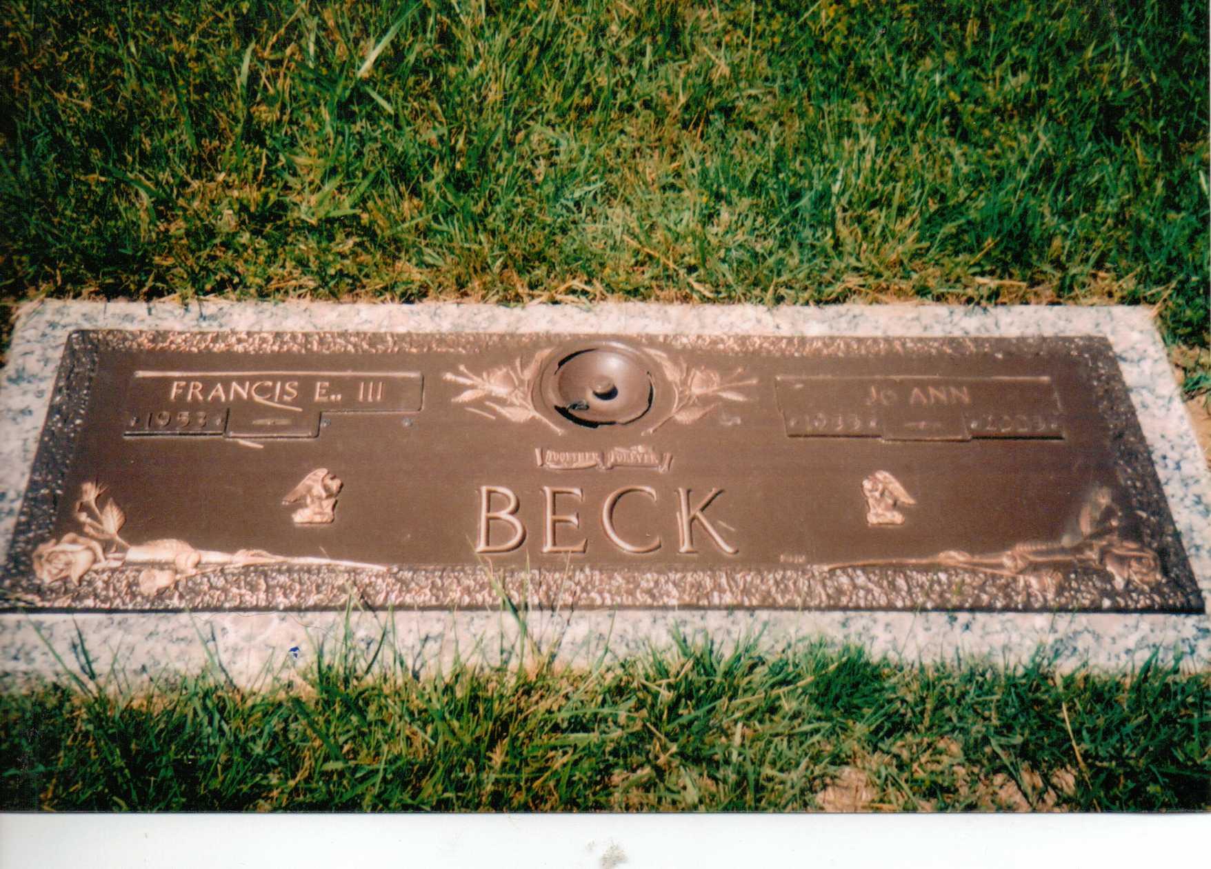 Jo Ann Crouse Beck (1955-2005) - Find A Grave Memorial