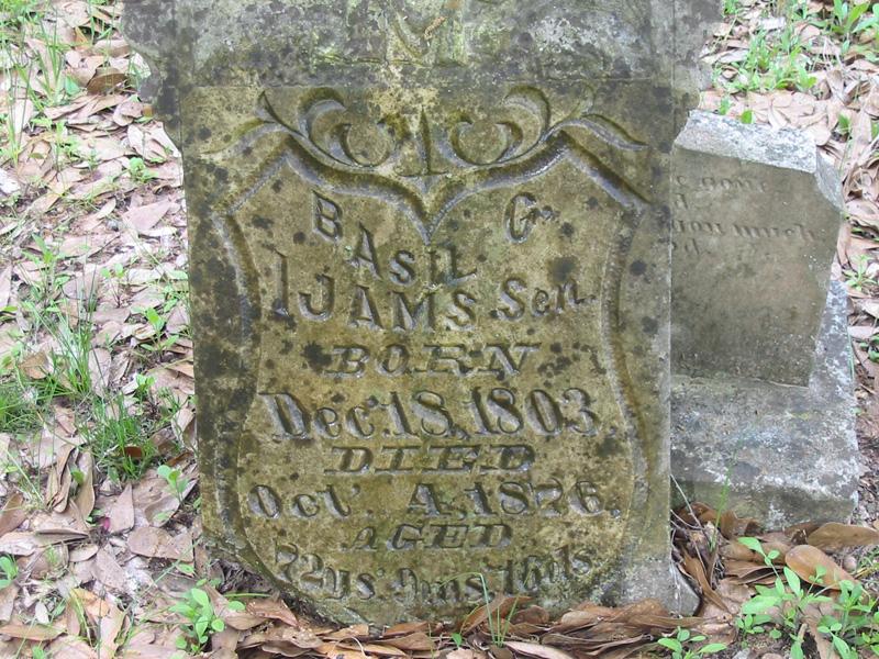 Basil Gaither Ijams, Sr