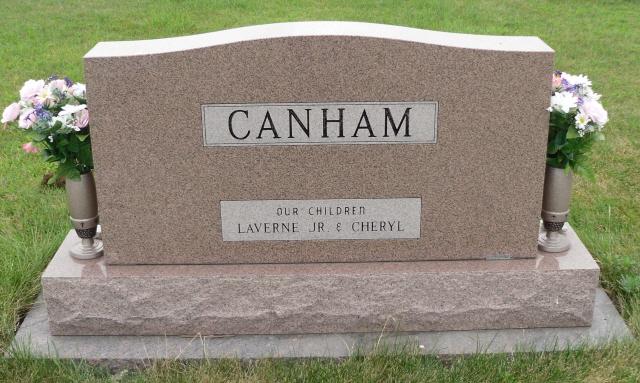 Laverne E. Canham