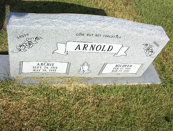 Mildred L <i>Isaac</i> Arnold