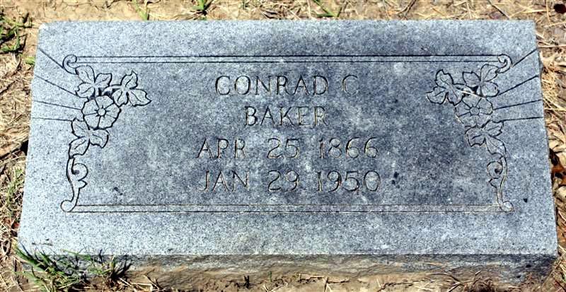 Conrad California Baker
