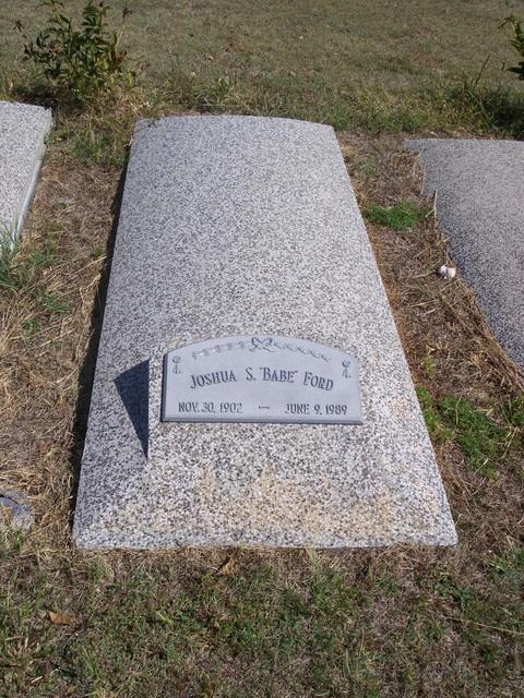 Joshua Samuel Babe Ford