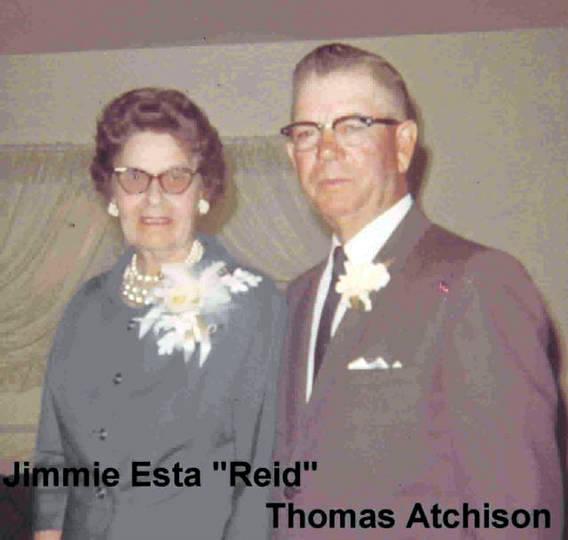 Jimmie Esta <i>Reid</i> Atchison
