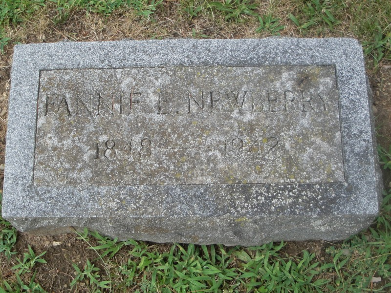 Fannie Newberry