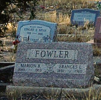 Frances L Fowler
