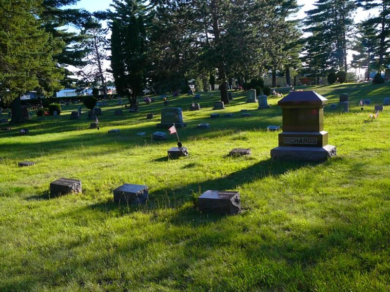Eagle River Cemetery