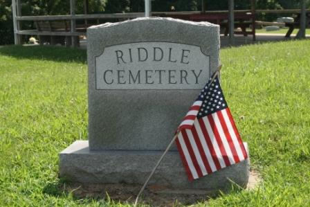 Rebekah <i>Ridge</i> Riddle