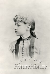 Mary Todd Mamie <i>Lincoln</i> Isham