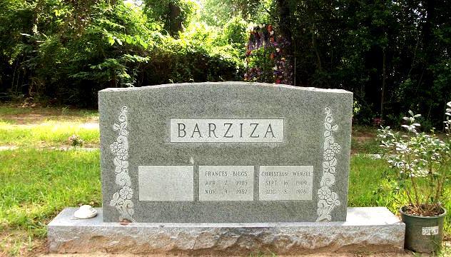 Christian Wenzel Barziza