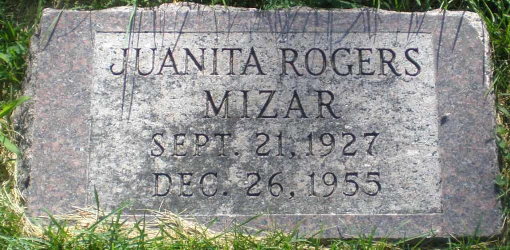 Juanita <i>Rogers</i> Mizar