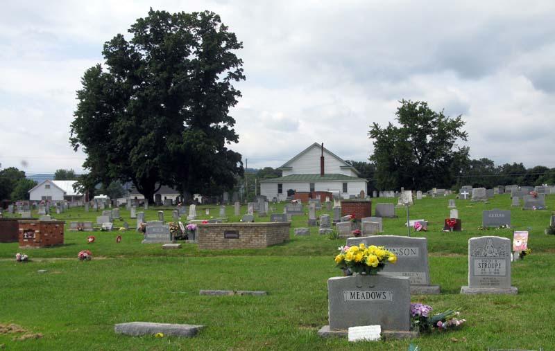 Stanley Advent Cemetery