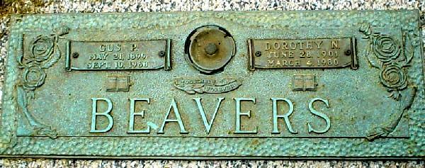 Dorothy <i>Neal</i> Beavers