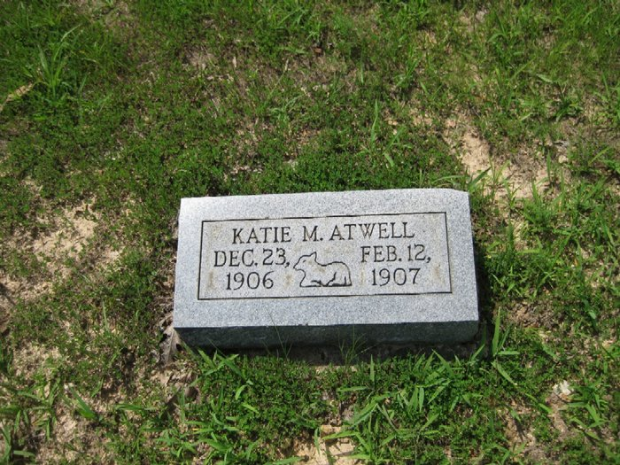 Katie M Infant Atwell