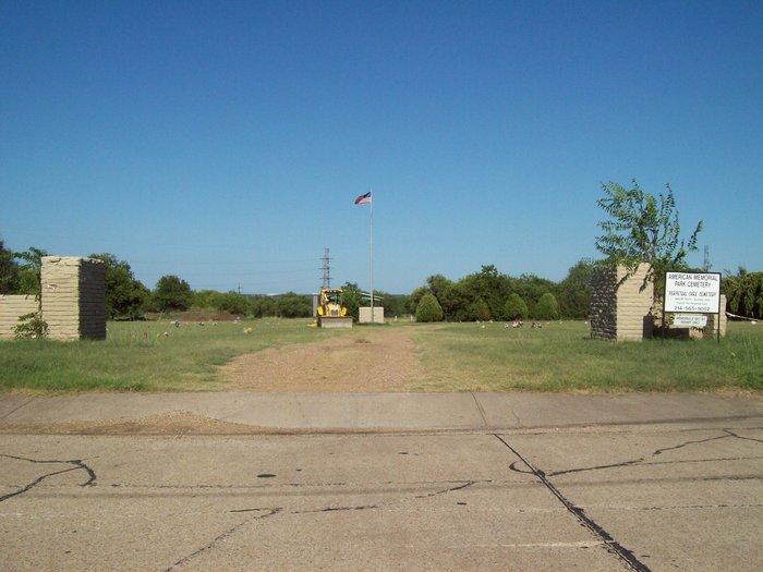 American Memorial Park Cemetery