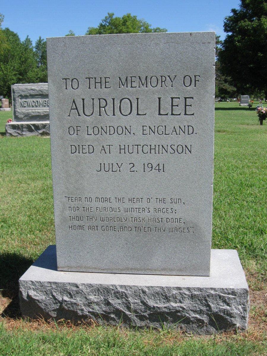 Auriol Lee