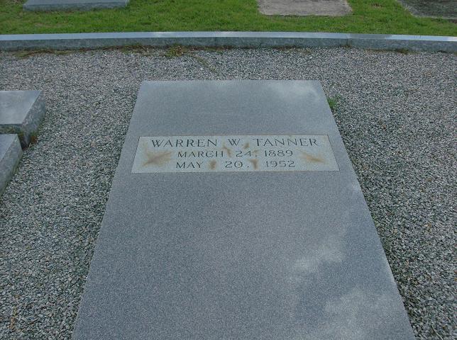 Warren W. Tanner