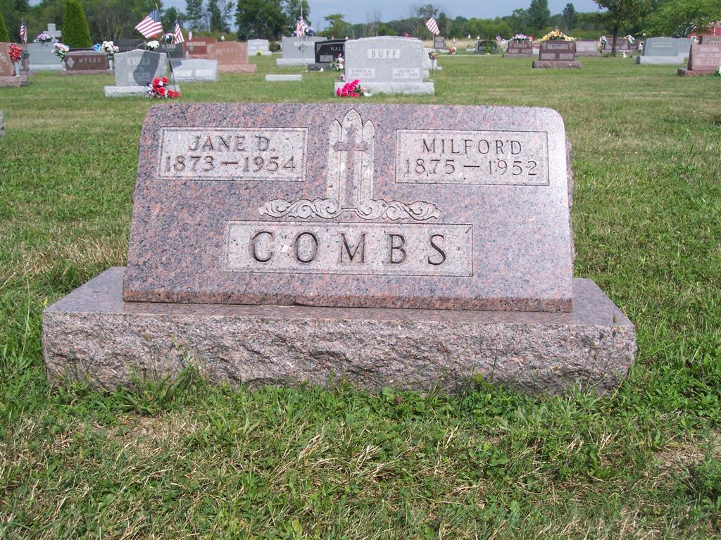 Jane Deborah <i>Perdue</i> Combs