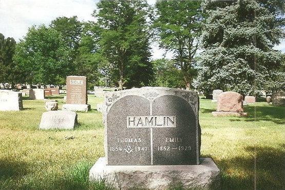 Emily <i>Ward</i> Hamlin