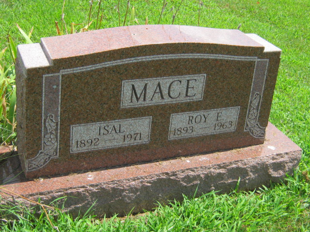 Isal Maude <i>Brees</i> Mace