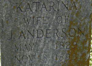 Katarina Anderson