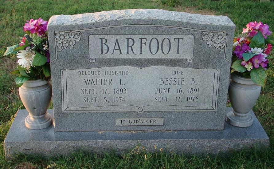 Bessie B. Barfoot