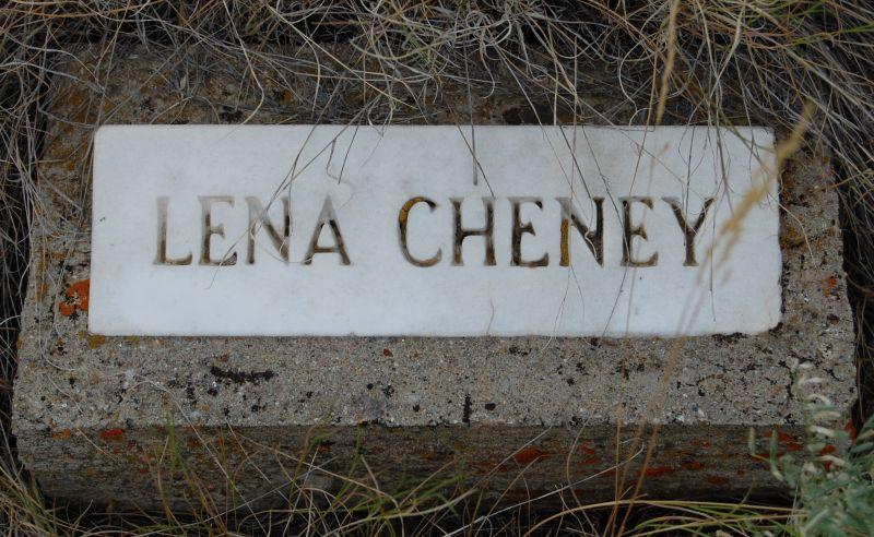 Lena Cheney naked 820