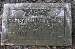 Betsy June Allen