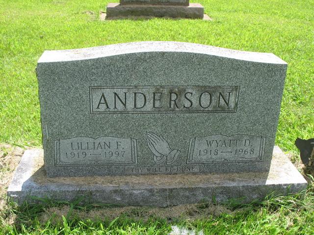 Lillian F. <i>Ness</i> Anderson