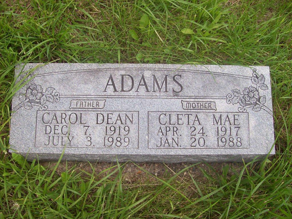 Carol Dean Adams