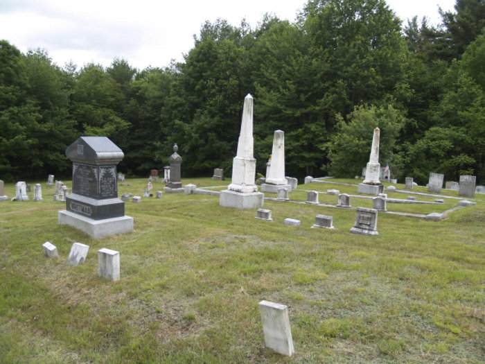 East Burial Grounds