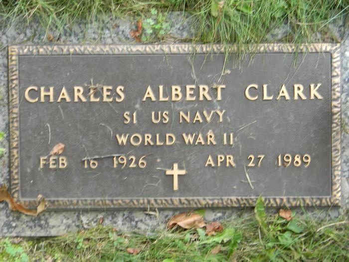 Charles Albert Clark